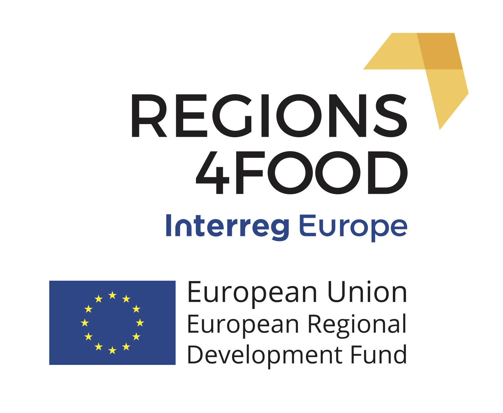 REGIONS 4FOOD EU FLAG